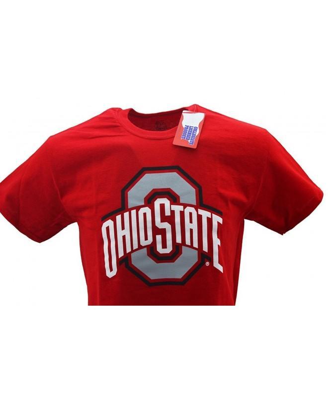 America Mens State Buckeyes T Shirt