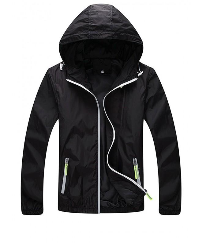 Lightweight Protection Windproof Sports Jacket