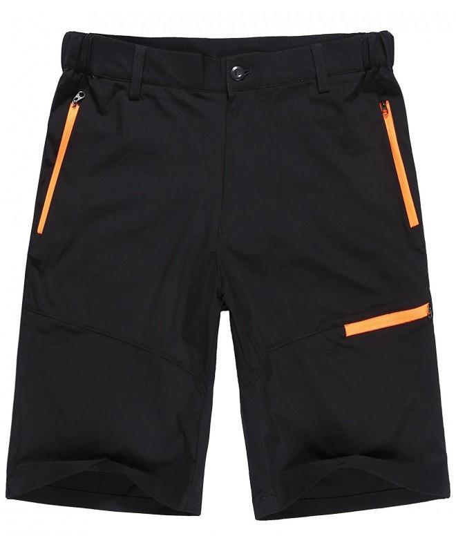 LOHASCASA Outdoor Sports Elastic Shorts