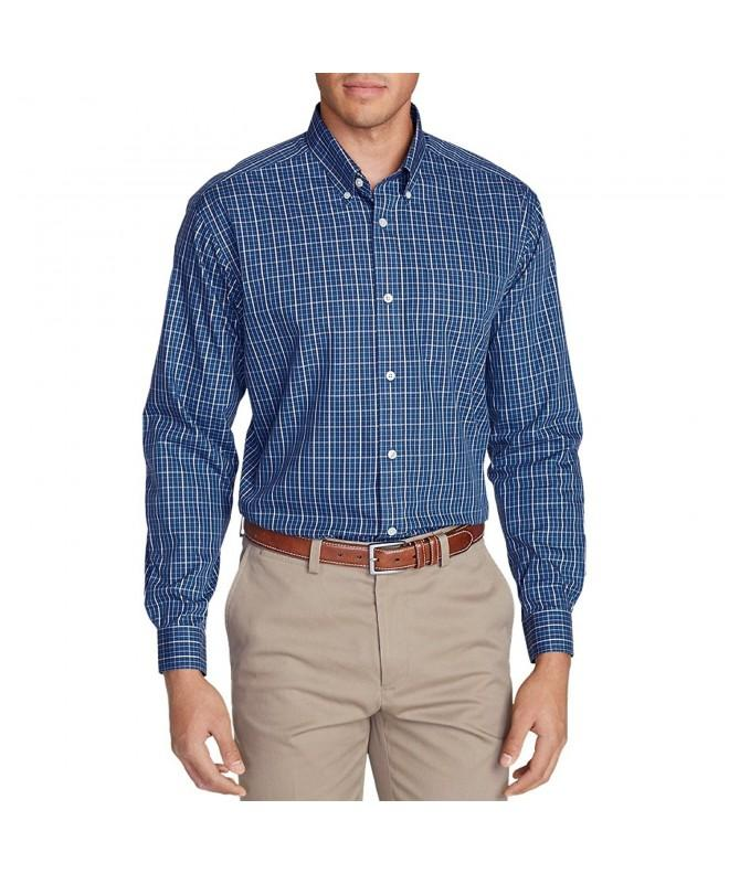 Eddie Bauer Wrinkle Free Classic Pinpoint