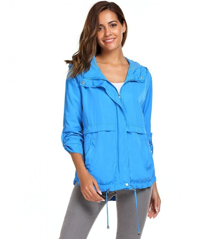 Goldenfox Lightweight Waterproof Windproof Windbreaker