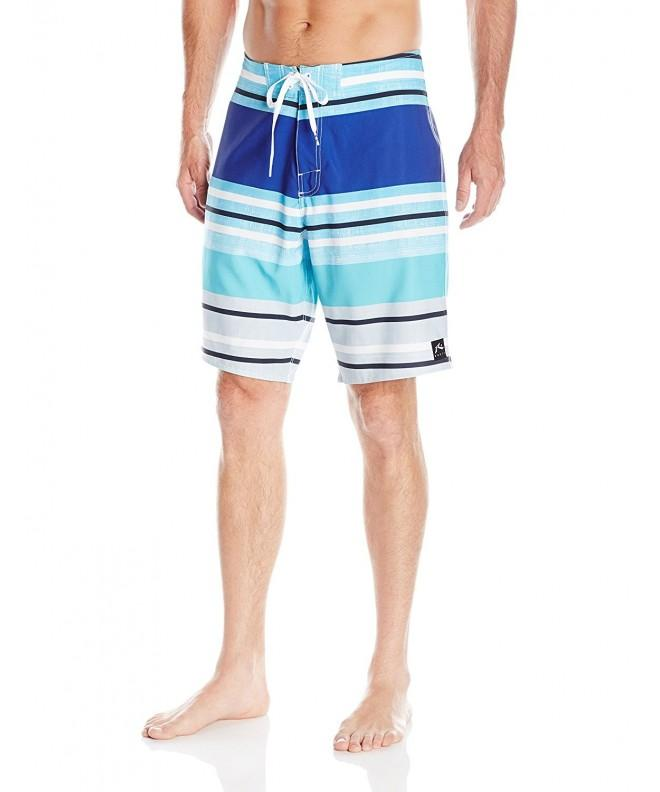 Rusty Pancho Boardshort Light Lagoon
