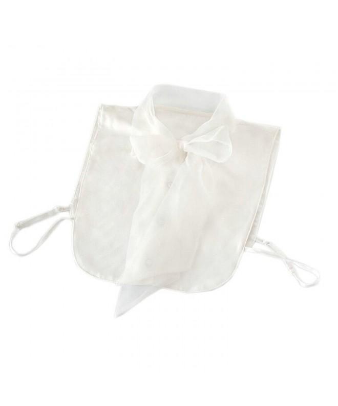 Joyci Fashion Organza Bowknot Collar