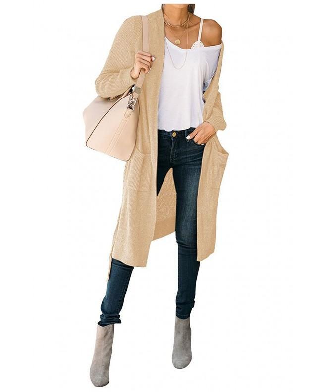 Kumer Sleeve Cardigan Sweaters Outerwear