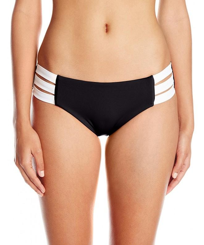 Seafolly Womens Multi Strap Bikini Bottom