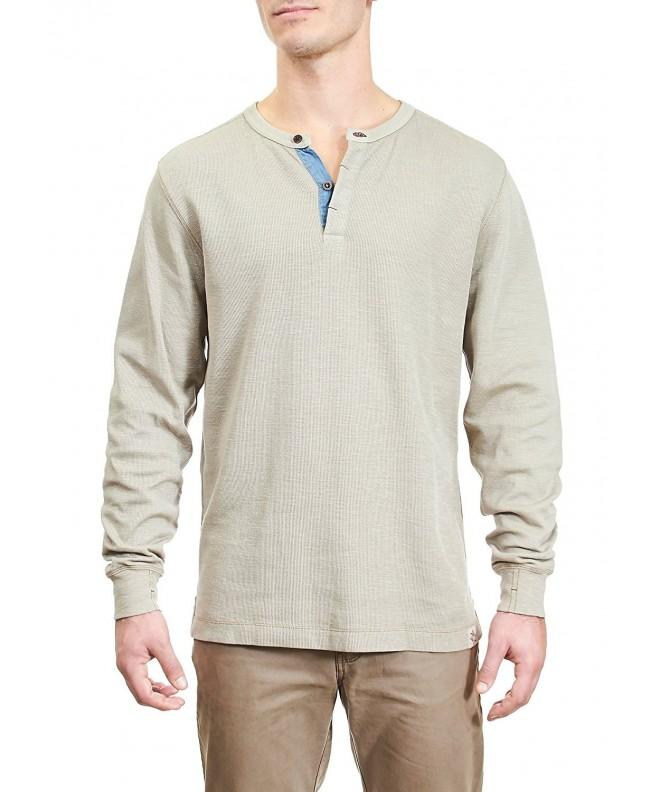 Thaddeus Cotton Thermal Cobblestone X Large