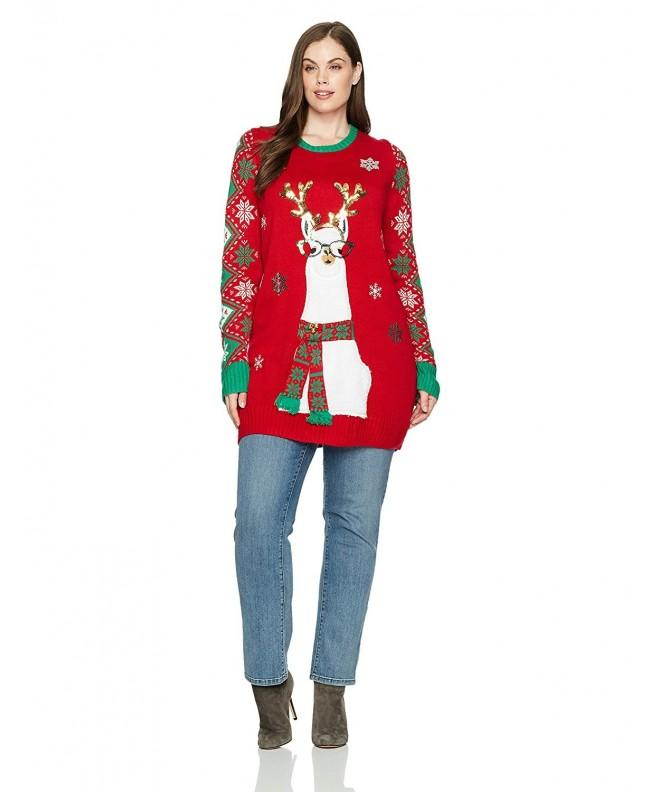 Blizzard Bay Womens Tunic Christmas