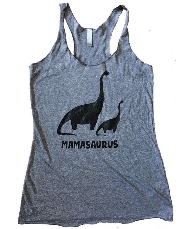 Bold Bananas Womens Mamasaurus Dinosaur