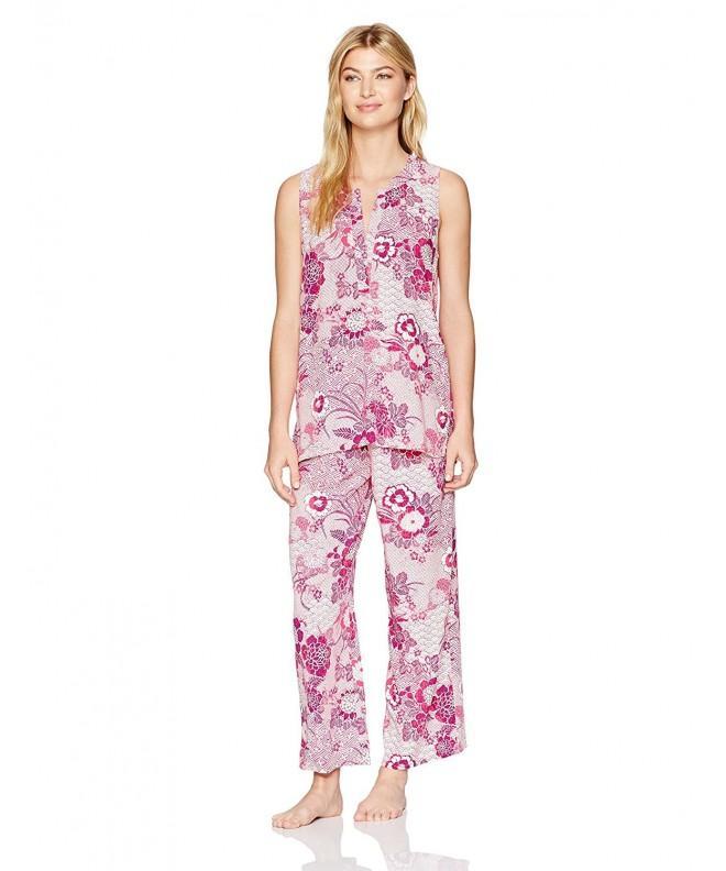 Natori Womens Floral Oasis cc6222 Multi