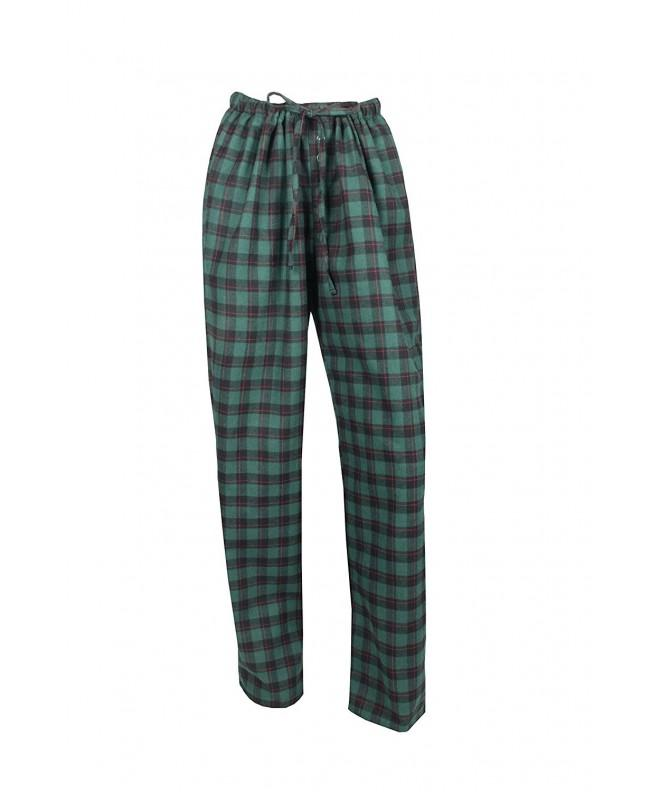 LH APPAREL Womens Flannel Pajamas