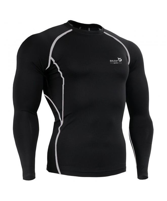 Baleaf Sleeve Compression Shirt Color