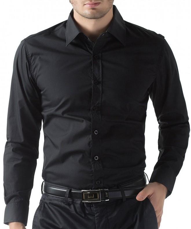 Business Casual Shirt Cotton CL1044
