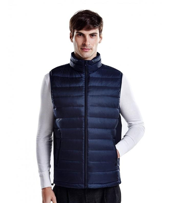puredown Mens Packable Down Puffer