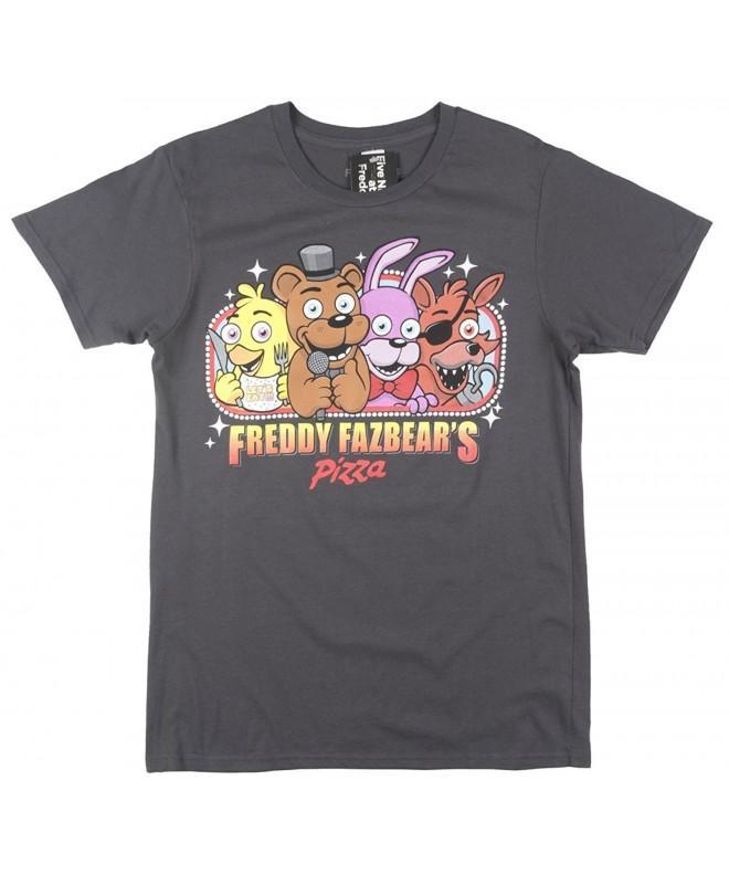 Freddy Fazbears Pizza Graphic T Shirt