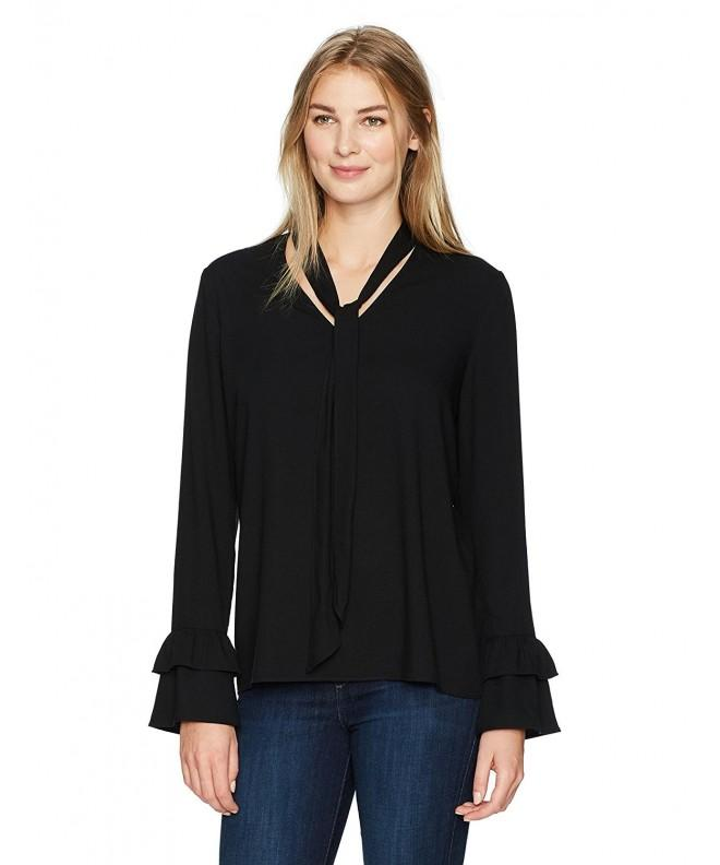 Lark Ro Womens Sleeve Black