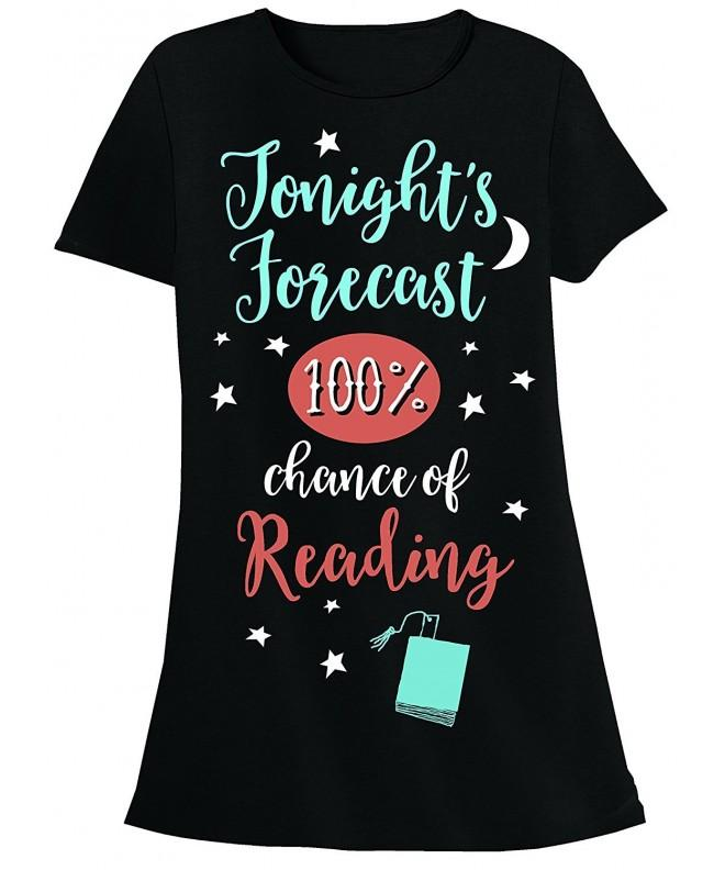 Nightshirt Tonights Forecast Chance Reading