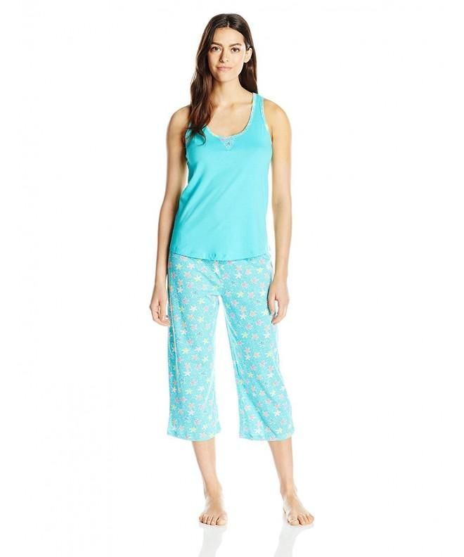 Saint Eve Womens Cotton Starfish
