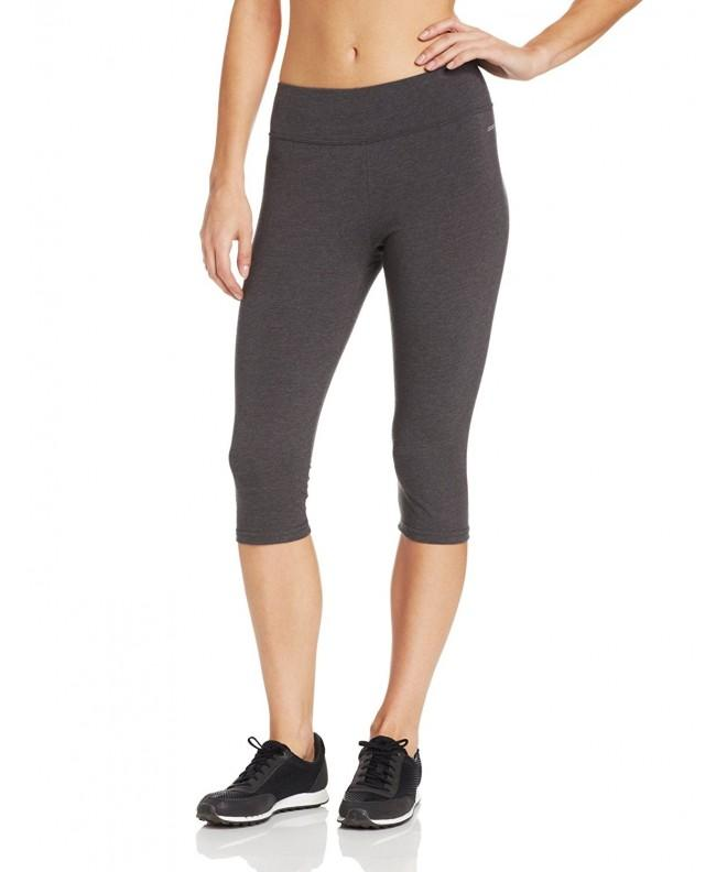 Jockey Legging Waistband Charcoal Heather