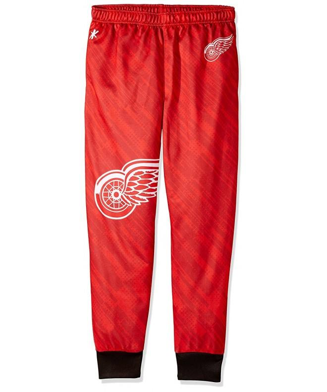 Detroit Wings Polyester Jogger Medium