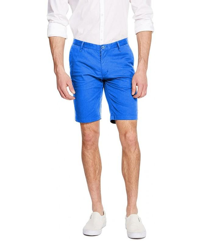 DKNY Front Cotton 4 Pocket Shorts