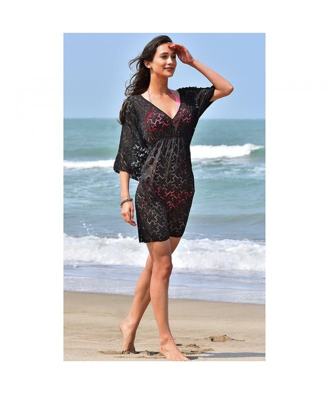 MyGift Collection Black Floral Swimsuit
