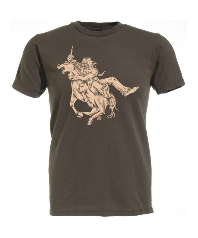Ames Bros Bigfoot Unicorn T shirt