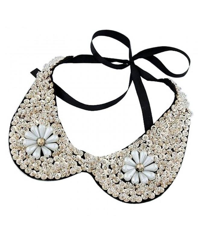 Joyci Korean Necklace Collar Detachable