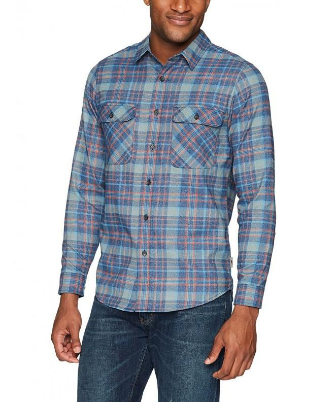 Royal Robbins Performance Flannel Poseidon