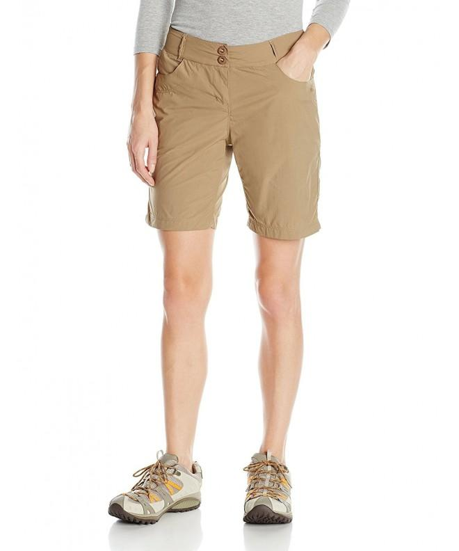 Craghoppers Womens Lite Shorts Taupe