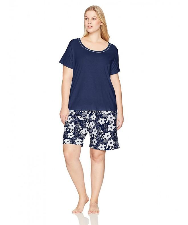 Jockey Womens Piece Bermuda Floral