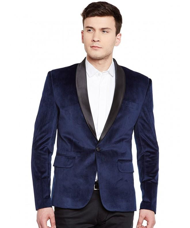 WINTAGE Premium Velvet Tuxedo Blazer