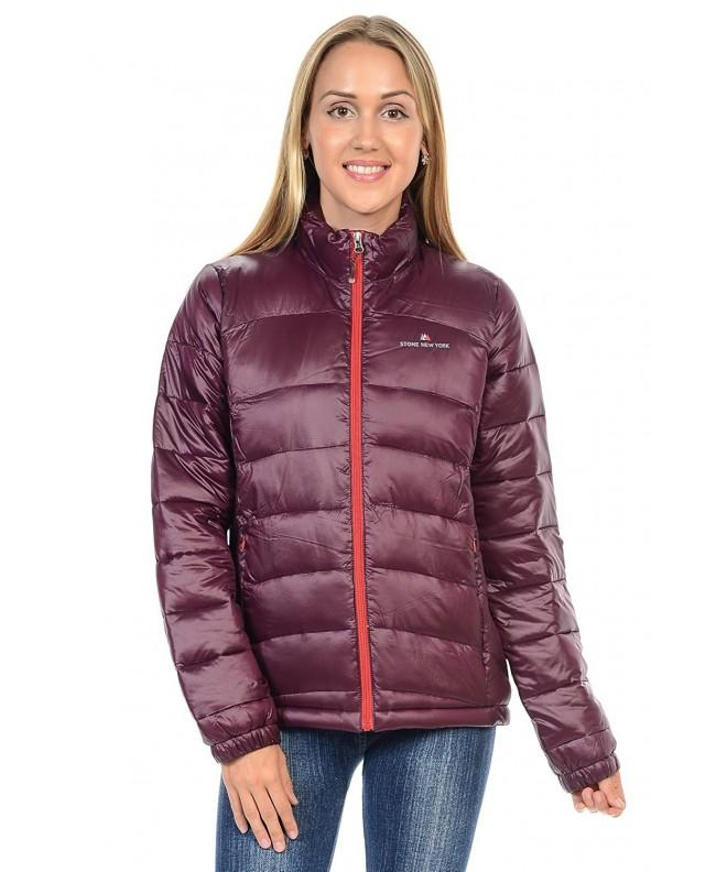 Womens Lightweight Padded Jacket medium
