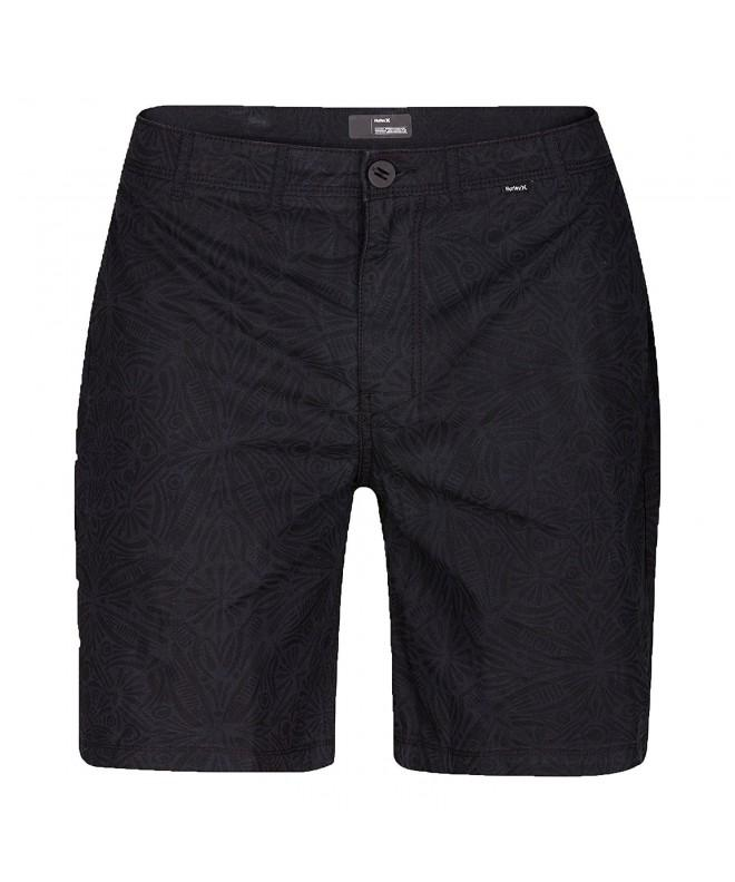 Hurley Mens tribes Walkshort Black