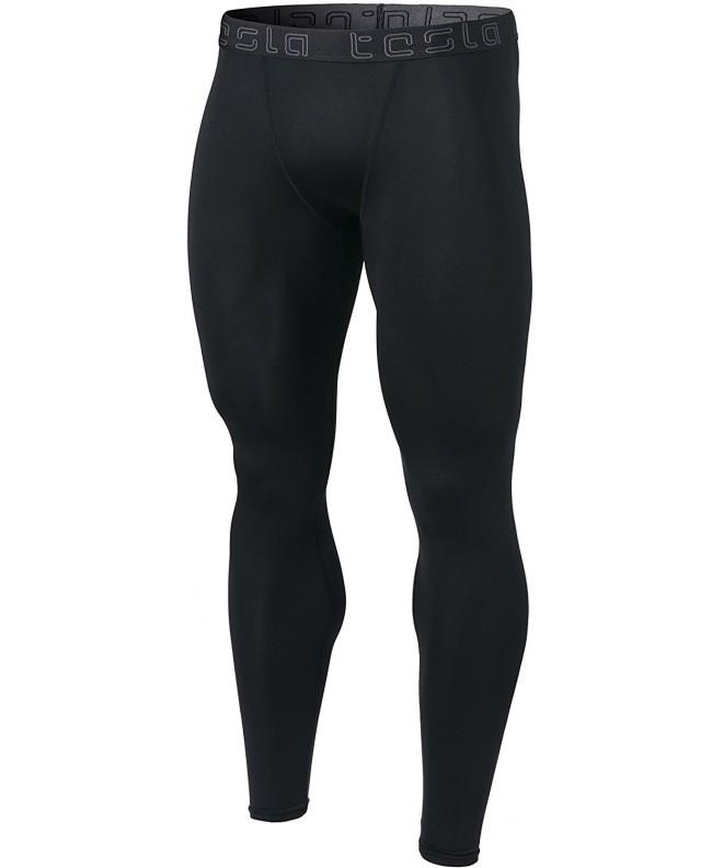 TM MUP09 KLB_Medium Tesla Compression Baselayer Leggings