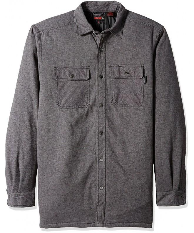 Wolverine Forester Flannel Shirt Jacket