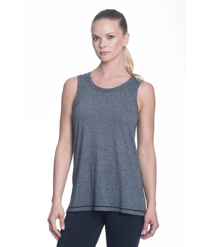 Gaiam Womens Whitney Workout Tank
