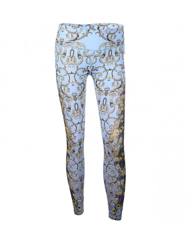 EUFANCE Stretchy Everyday Leggings Seamless