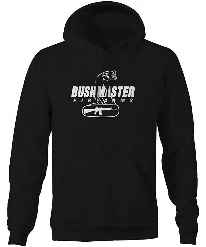 Bushmaster Mens Hooded Fleece Sweatshirt