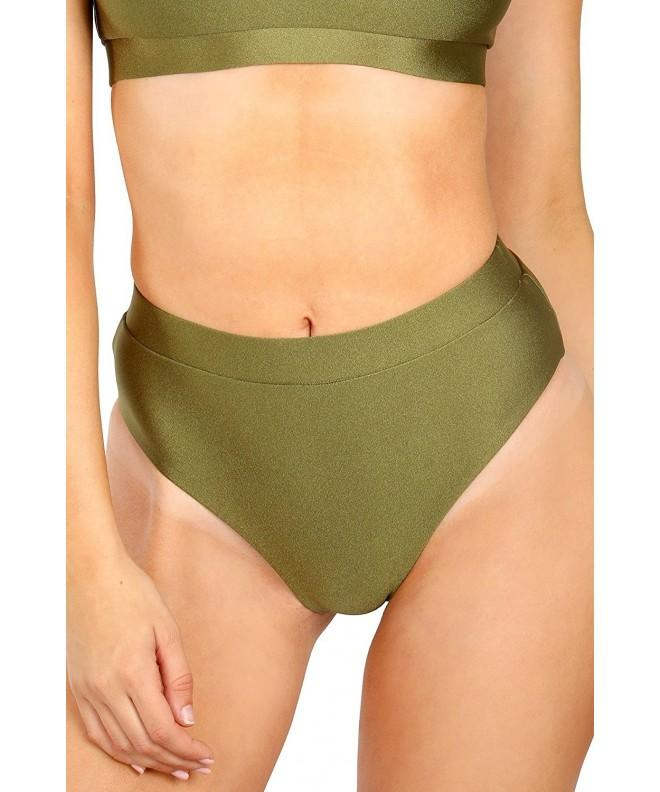 AXIL SWIM Tori Flattering Bottoms