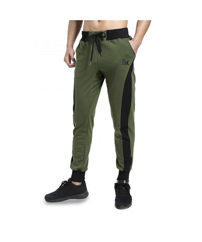 BROKIG Joggers Athletic Sweatpants Trousers