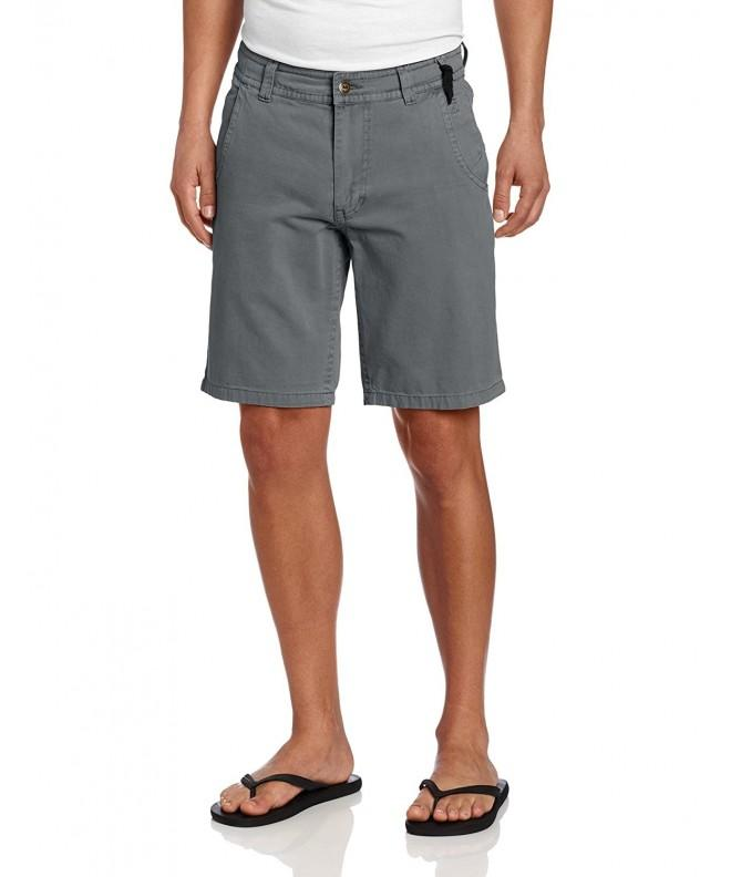 KAVU Mens Mojo Shorts Shadow