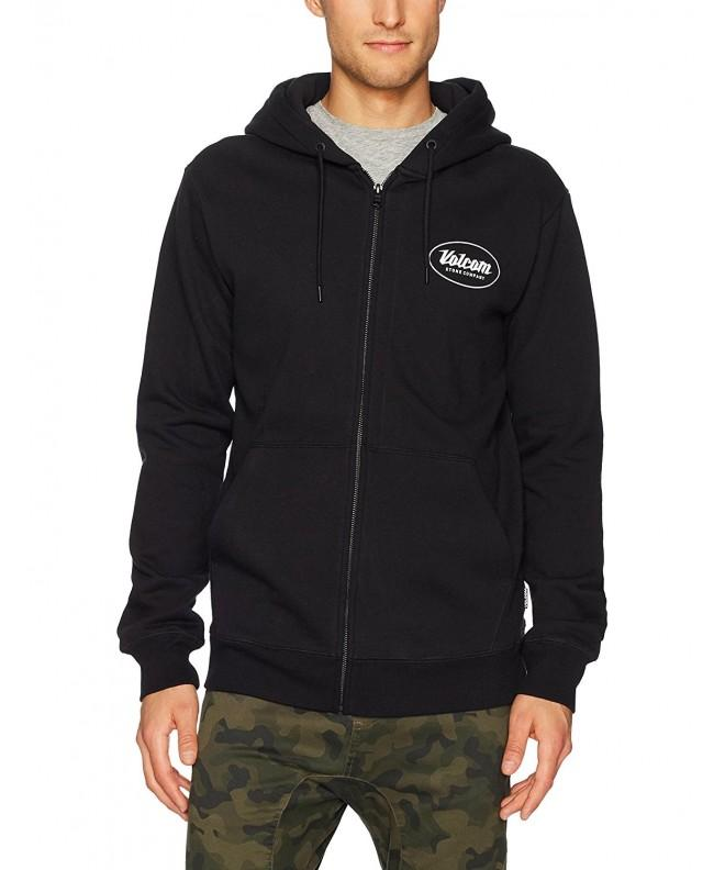 Volcom Supply Stone Fleece Black