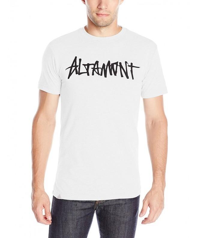 ALTAMONT Mens Liner White Small