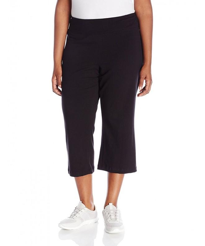 Jockey Womens Capri Flare X Large