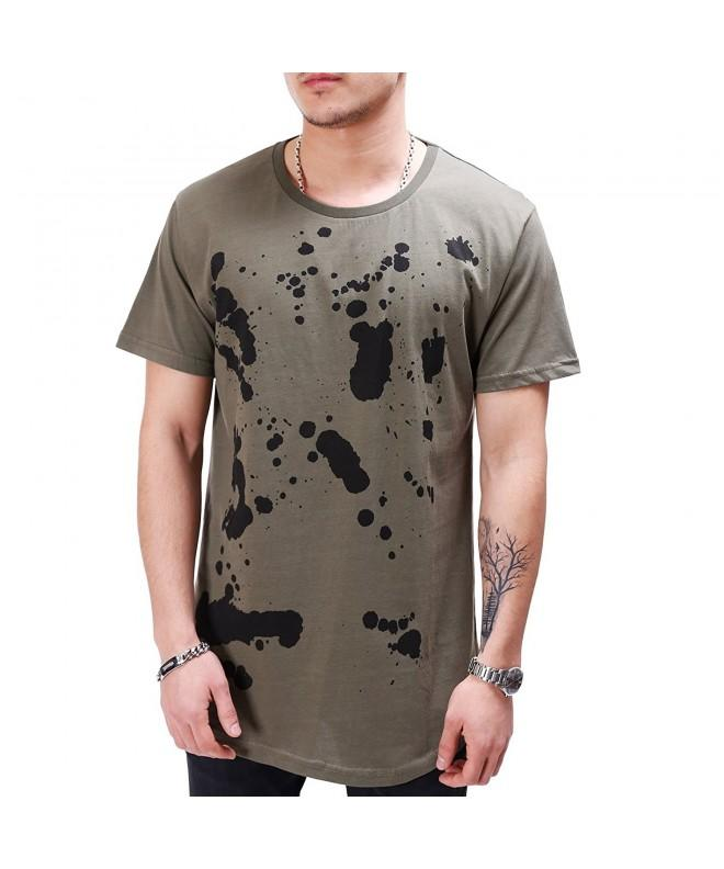 MONOCLOTH Oversized Tshirt Streetwear Fashion