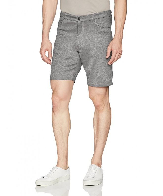Hawke Co Shorts caldron Heather