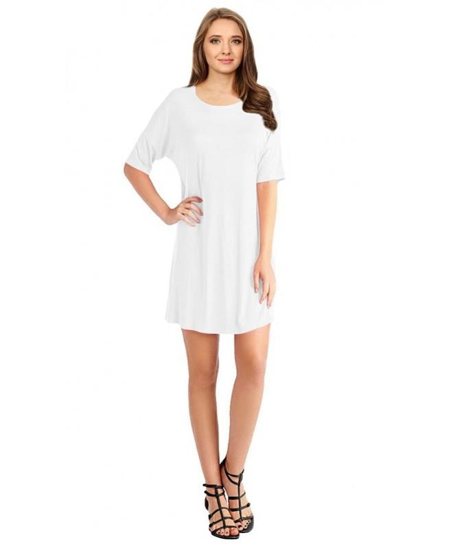 Simlu Short Sleeve Mini Dress