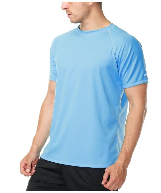 ATTRACO Short Sleeve Rashgaurd Medium