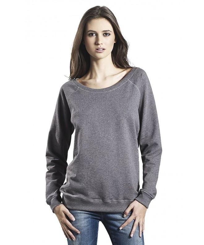 Athletic Sweater Organic Cotton Sweatshirt
