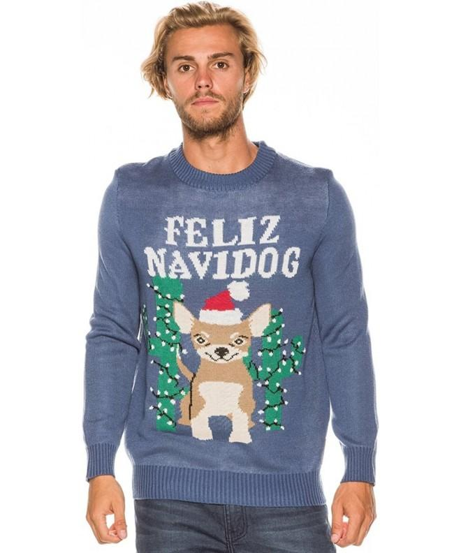 Tipsy Elves Navidog Christmas Sweater